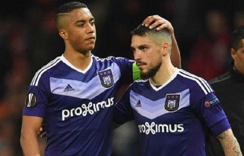 """Englezii îl numesc """"senzaţia lui Anderlecht"""", iar meciul cu United i-a convins! 25 de milioane pentru un transfer de vis"""