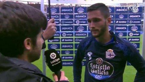 Continuă perioada de secetă pentru Florin Andone. Românul a ajuns la opt meciuri consecutive în care n-a marcat. Sociedad - La Coruna 1-0
