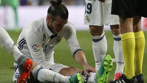 OFICIAL   S-a aflat verdictul în cazul accidentării lui Gareth Bale. Cât va lipsi galezul de pe teren şi ce partide importante va rata