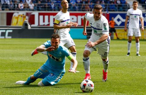 Anderlecht a remizat cu Gent, 0-0, într-o partidă în care Chipciu a fost integralist, iar Stanciu rezervă