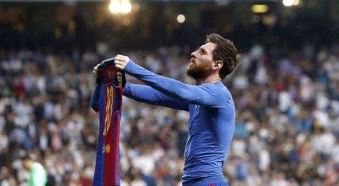 Comoara lui Messi a fost descoperită...de el. Argentinianul a arătat ce ascunde în propria casă. O cameră a tricourilor. Singurul tricou pe care l-a cerut