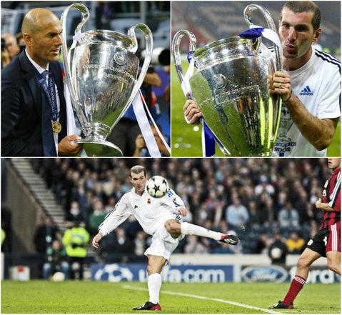 SPECIAL | Un jucător incredibil, un antrenor senzaţional. Astăzi se împlinesc 15 ani de la golul superb marcat de Zidane la Glasgow! Francezul poate sărbători câştigând din nou Liga Campionilor