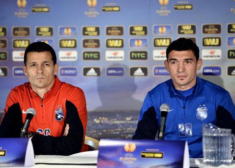 Gâlcă îşi doreşte fotbalişti români la noua echipă din Golf! Bugetul pus la dispoziţie de conducerea clubului