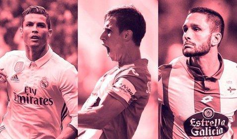 Ronaldo, Florin Andone, Szymanowski! O nouă onoare uriaşă pentru internaţionalul român. Anunţul făcut după ultimul meci al sezonului din La Liga