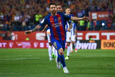Încă un trofeu pentru Leo Messi. Starul argentinian a câştigat Gheata de Aur pentru a patra oară în carieră. Cum arată clasamentul în care a devansat un atacant de la Sporting Lisabona