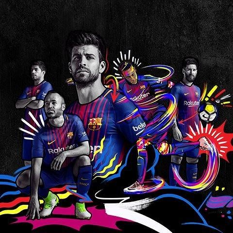 """Echipament de """"ultimă generaţie"""" pentru jucătorii Barcelonei. Cum se va prezenta în sezonul următor formaţia catalană"""