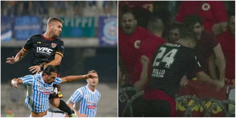 Puşcaş e EROU în Italia! Românul şi-a dus aproape de unul singur echipa în Serie A. VIDEO   Golul care a rezolvat promovarea pentru Benevento