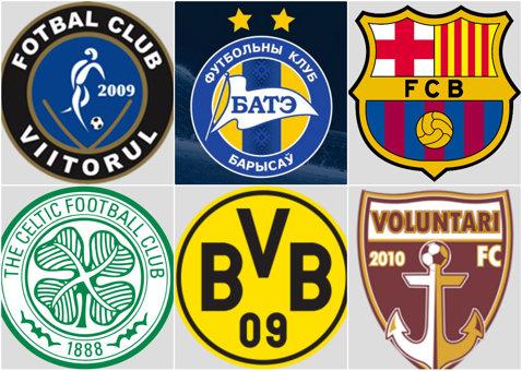 Toate câştigătoarele de Cupă şi campionat din Europa, în sezonul precedent! De la Viitorul şi Voluntari, până la Celtic sau Bate Borisov
