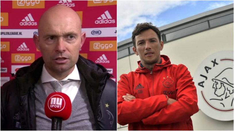 Ajax Amsterdam şi-a numit antrenorul principal!  Marcel Keizer vine în locul lui Peter Bosz