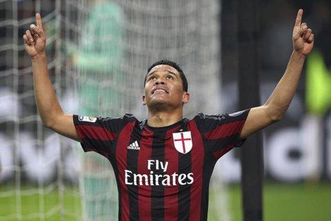 """Carlos Bacca nu are de gând să părăsească Serie A: """"Sunt fericit aici, nu o să plec din Italia"""""""