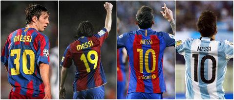 SPECIAL | Messi, 30 de recorduri în 30 de ani! De la cele cinci Baloane de Aur până la sutele de goluri marcate