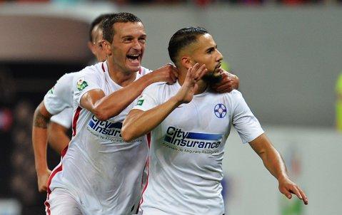 Hamroun s-a întors în România. Algerianul sărbătoreşte Ramadanul pe stadionul Dinamo