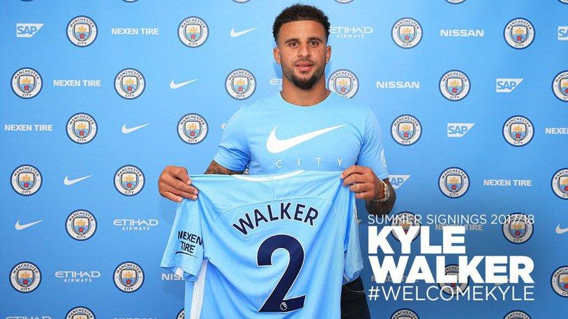 O nouă super lovitură dată de Manchester City pe piaţa transferurilor. Cât au plătit pentru Kyle Walker