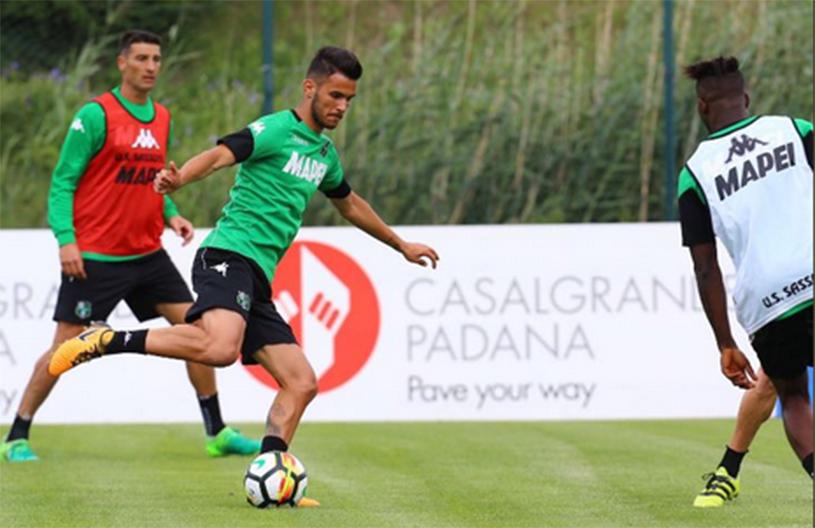 FOTO | Vom avea încă un român în Serie A? Cine s-a prezentat la antrenamentele lui Sassuolo