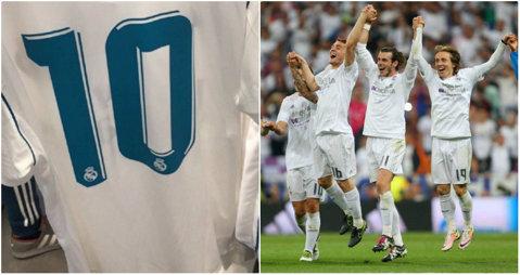 """Real Madrid are un nou """"decar"""", după plecarea lui James la Bayern. Surpriză: cine va purta unul dintre cele mai """"grele"""" tricouri din istoria fotbalului"""
