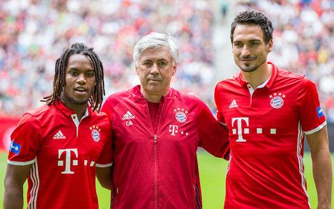 Încă o lovitură într-o vară nebună! AC Milan a rezolvat transferul unui star de la Bayern, cu o zi înaintea meciului cu CS U Craiova