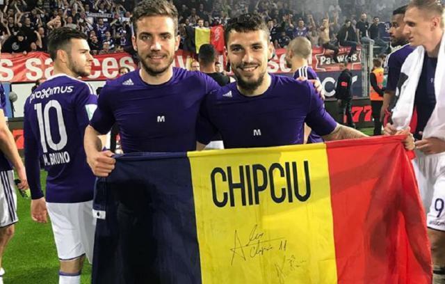Victorie pentru Anderlecht în etapa a doua din Belgia, 1-0 cu Oostende. Chipciu a fost integralist, Stanciu a prins doar 16 minute