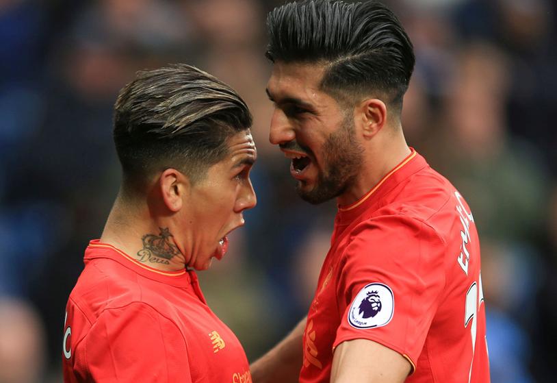 A început NEBUNIA: 13 goluri în primele două meciuri din Premier League! Mane, Firmino şi Salah au înscris pentru Liverpool, dar cormoranii n-au putut să o învingă pe Watford