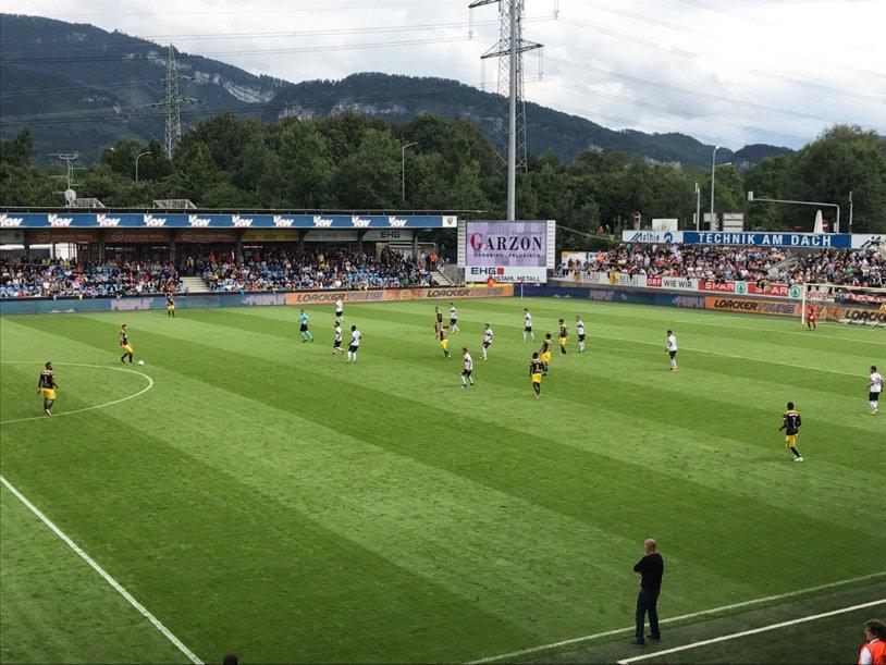 Salzburg merge perfect în campionat înainte de dubla cu Viitorul. Victorie în minutul 90+4 pentru austrieci