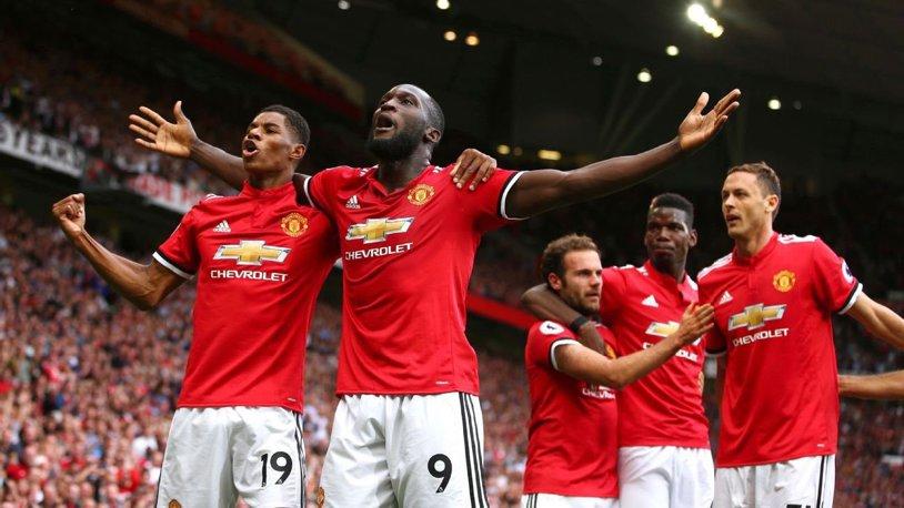 Debut perfect pentru Mourinho şi United în Premier League! Lukaku şi Pogba au spulberat-o pe West Ham