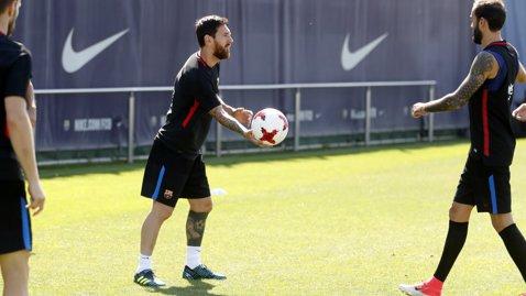 """Leo Messi a avut un mesaj de transmis după înfrângerea clară din El Clasico: """"O zi..."""""""