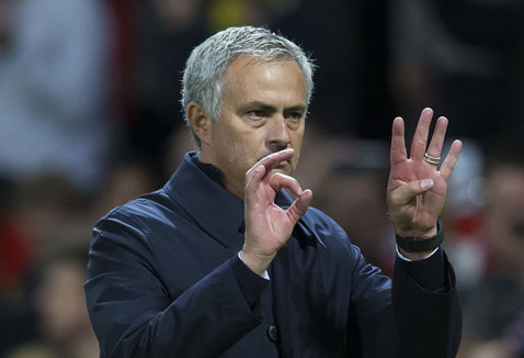Start superb de campionat pentru Manchester United. Încă o victorie cu 4-0 pentru Mourinho