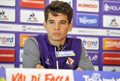 Veste excelentă primită de Ianis Hagi. A primit număr de titular la Fiorentina. Cu ce tricou va juca în noul sezon