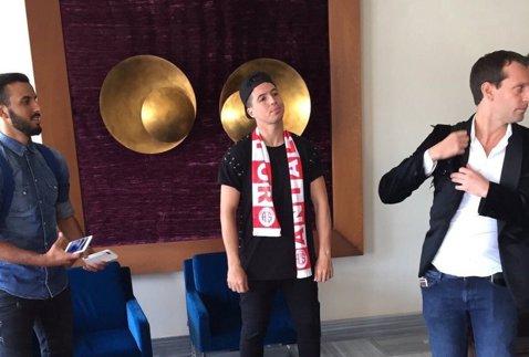 Samir Nasri a plecat de la Manchester City. Cu cine va semna