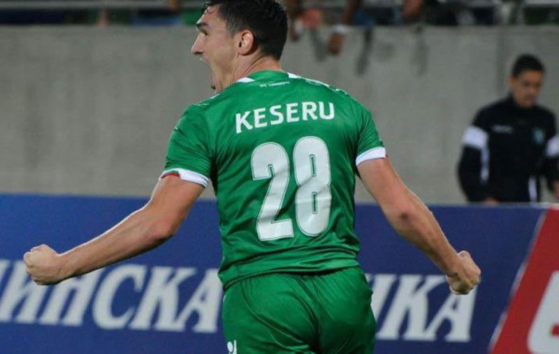 Transfer pe ultima sută de metri! Keşeru poate pleca de la Ludogoreţ: e dorit în Turcia