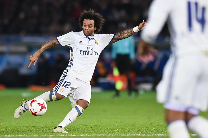 """Real îşi """"blindează"""" fotbaliştii importanţi. Marcelo a semnat prelungirea contractului şi merge după recordul lui Roberto Carlos"""