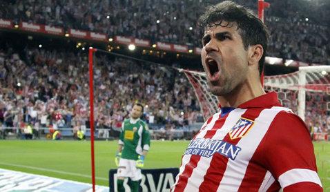 Atletico Madrid şi Chelsea au ajuns la un acord pentru transferul lui Diego Costa! Atacantul va ajunge în capitala Spaniei pentru a efectua vizita medicală