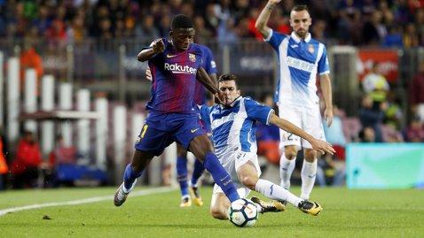 Football Leaks: Ousmane Dembele se umple de bani după un sezon la Barcelona! Cifrele uluitoare