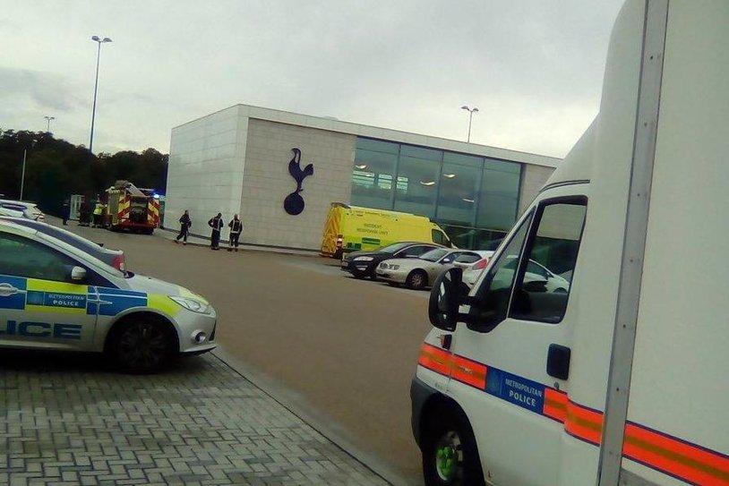 O bombă neexplodată din Al Doilea Război Mondial, găsită la baza de antrenament a lui Tottenham! Geniştii au intervenit imediat