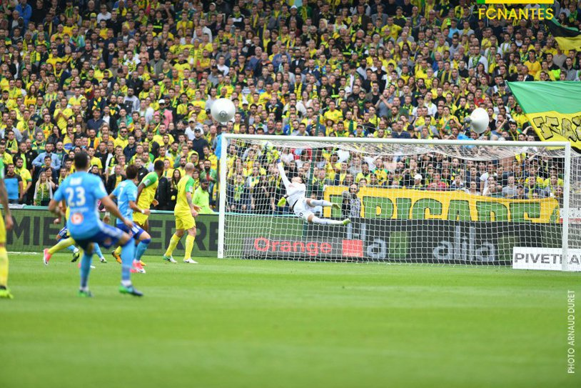 Nantes a urcat pe podium în Franţa! Tătăruşanu a avut noroc în meciul cu Metz: oaspeţii au ratat un penalty