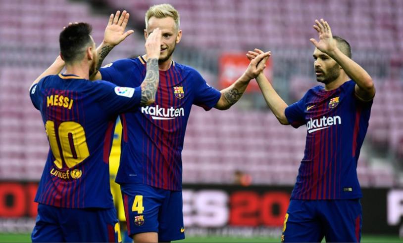Barcelona îşi vinde numele pentru a plăti bonusul lui Messi! Argentinianul ar urma să primească 90 de milioane de euro
