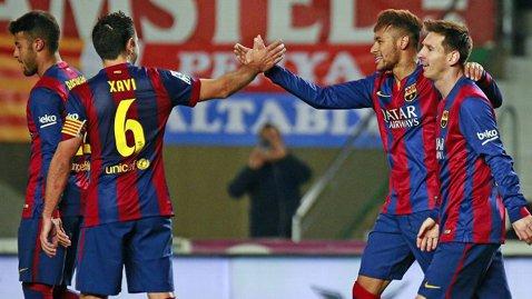 """Xavi, dezvăluiri spectaculoase, la trei luni de la plecarea lui Neymar la PSG. Starul brazilian a surprins pe toată lumea chiar în cel mai important moment din viaţa lui Messi: """"L-am întrebat 'de ce faci asta?'"""""""
