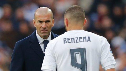 """""""E o ruşine!"""" Benzema, motiv de scandal între Zidane şi Lineker. Ce s-a întâmplat"""
