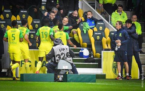 Nantes, noua Leicester? Tătăruşanu şi Ranieri au urcat pe podium în Ligue 1, în spatele bogaţilor de la PSG şi Monaco