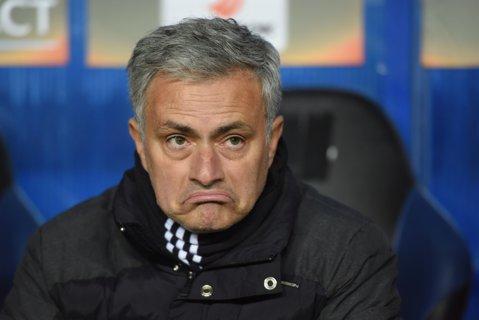 """""""Un egal ar fi fost nemeritat!"""" Mourinho îşi face praf jucătorii după înfrângerea cu Huddersfield: """"Nu-mi amintesc nici măcat un amical în care să fi fost atât de lipsiţi de determinare"""""""