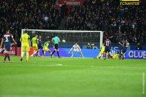 FOTO | Tătăruşanu a gafat în meciul cu PSG, atunci când Nantes revenise în joc