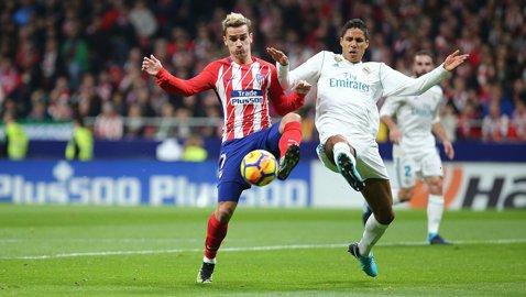 """Barcelona se desprinde la zece puncte de Real şi Atletico! Primul derby de pe """"Wanda Metropolitano"""" s-a încheiat indecis. Arbitrul i-a scos din sărite pe jucători"""