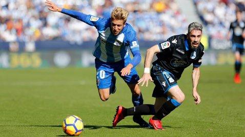 """Deportivo, din rău în mai rău! Andone şi Pantilimon se îndreaptă spre Segunda. Malaga s-a impus pe """"Rosaleda"""" după un meci nebun"""