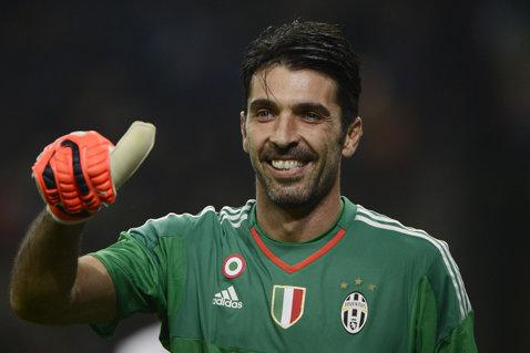 """Buffon nu se mai retrage din naţionala Italiei! """"Am luat doar o pauză. Mă voi întoarce chiar şi la 60 de ani!"""""""