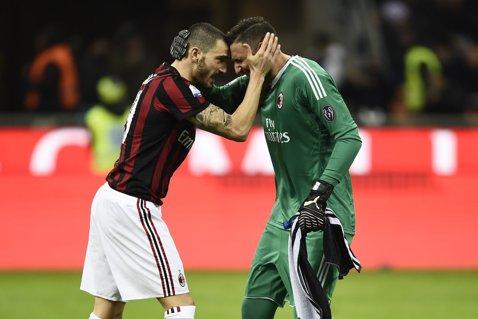 """""""Nenorocitule! Dispari, sac de rahat!"""". Mesajul lui Donnarumma pentru fanii Milanului, după tratamentul dur care i-a fost aplicat la ultimul meci. Ce a transmis """"Gigio"""""""