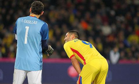 """Coleg """"de gală"""" pentru Pantilimon şi Andone! Casillas, dorit la Deportivo La Coruna"""