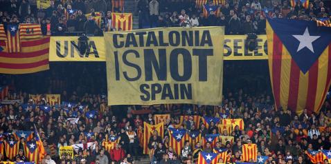 """Pique, despre situaţia din Catalonia: """"Oamenii sunt divizaţi, e greu să ajungi la o soluţie care să-i mulţumească pe toţi"""". Cum crede fundaşul Barcelonei că s-ar putea rezolva criza"""