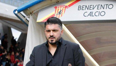 """Şocul etapei în Serie A! AC Milan a pierdut ruşinos cu Verona. Înlocuirea lui Montella cu Gattuso nu a schimbat faţa """"Diavolului milanez"""""""