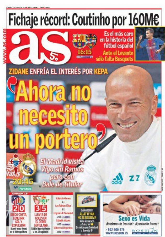 Bara A L A Adus Pe Coutinho Insă Zidane Refuză Un Transfer