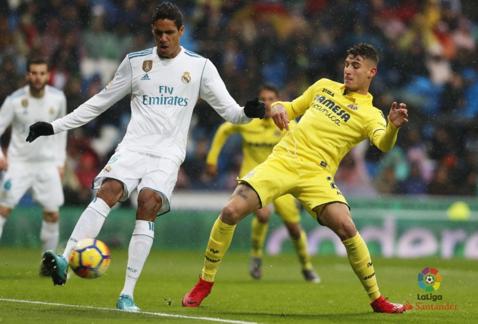 """Continuă criza de la Madrid! Real a pierdut pe """"Bernabeu"""" în faţa lui Villarreal. VIDEO   Fornals l-a lobat pe Navas în finalul partidei"""