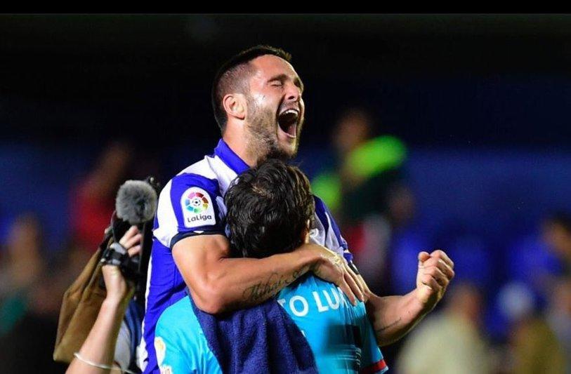 """Andone a înscris din nou, dar Valencia a triumfat pe """"Riazor"""". Atacantul echipei naţionale a ajuns la trei goluri consecutive în campionat, Pantilimon a fost doar rezervă"""